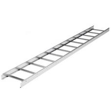 Лоток лестничный 80х100х3000мм, нержавеющий | LL8010INOX | DKC