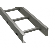 Лоток лестничный 100х900х3000мм, стеклопластик | GLL31090 | DKC