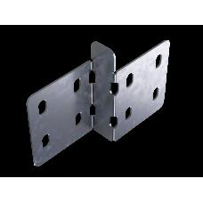 Упрощенная редукция 20 мм, H80, нержавеющая сталь | LR8020INOX | DKC