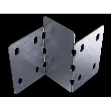Упрощенная редукция 50 мм, H100, нержавеющая сталь | LR1050INOX | DKC