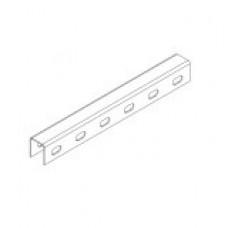 Профиль монтажный U-образный 30х35х3000 (1,5 мм) (неоцинк.)   СПч303515U2-3   Ostec