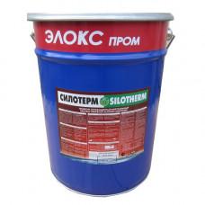 Силотерм ЭП-71 КНС Клей негорючий нейтральный силиконовый (пластик. ведро, 15 кг)   СИЛОТЕРМ ЭП-71 КНС 15   Ostec
