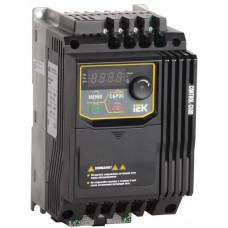 Преобразователь частоты CONTROL-C600 380В, 3Ф 2,2 kW   CNT-C600D33V022TM   IEK