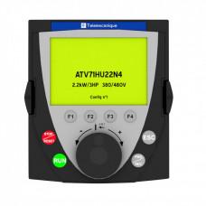 Терминал графический ATV71 | VW3A1101 | Schneider Electric