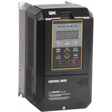 Преобразователь частоты CONTROL-H800 380В, 3Ф 2,2-3,7 kW   CNT-H800D33FV022-037TE   IEK