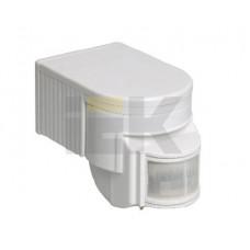 Датчик движения ДД 012 белый, макс. нагрузка 1100Вт, угол обзора 180град., дальность 12м, IP44,   LDD10-012-1100-001   IEK