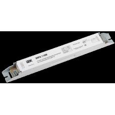 ЭПРА 118М для линейных ЛЛ Т8 | LLV118D-EBFLM-1-18 | IEK