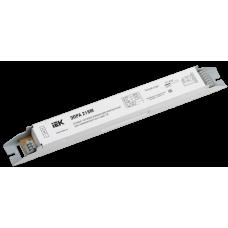 ЭПРА 218M для линейных ЛЛ Т8 | LLV218D-EBFLM-2-18 | IEK