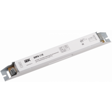 ЭПРА 118 для линейных ЛЛ Т8 | LLV118D-EBFL-1-18 | IEK