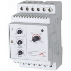 Терморегулятор Д-316(-10+50С) датчиком пола | 140F1075 | Devi