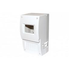 Щиток квартирный ЩК 26-003 2-6 модулей DIN без дверки IP20   SQ0906-0015   TDM