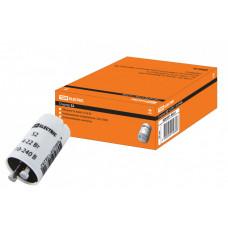 Стартер S2 4-22Вт 110-240В мед. контакты   SQ0351-0023   TDM