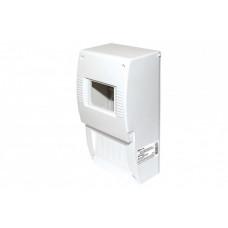 Щиток квартирный ЩК 26-004 2-6 модулей DIN без дверки IP20   SQ0906-0017   TDM