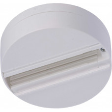 Потолочное крепление для трековых адаптеров GA-70-3 белый | 2909002630 | Световые Технологии