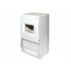 Щиток квартирный ЩК 26-004 2-6 модулей DIN с дверкой IP20   SQ0906-0018   TDM