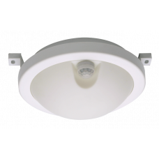 Светильник светодиодный ДПБ PBH - PC3-RSI 8W 4000K WHITE IP65 Sensor (инфракрасн.) | 5009417 | Jazzway