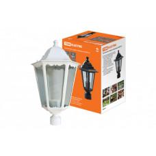 Светильник ЛТУ 6060-23 60Вт ЛН/КЛЛ/LED E27 IP33 шестигранник | SQ0330-0063 | TDM
