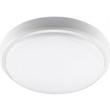 Светильник светодиодный ДПБ PBH-PC2-RA 8Вт 4000К IP65 белый круг опал | 1035646 | Jazzway