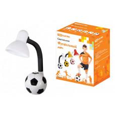 Светильник настольный на основании Футбольный мяч 40Вт ЛН/КЛЛ/LED Е27 бело-черный | SQ0337-0048 | TDM