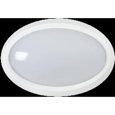 Светильник светодиодный ДПО 5020 8Вт 4000K IP65 овал белый | LDPO0-5020-08-4000-K01 | IEK