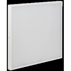 Светильник светодиодный ДВО 404045-54-OP 40Вт 4000К IP54 опал | LDVO3-404045-54-OP-K01 | IEK