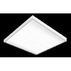 Светильник светодиодный ДПО/ДВО Basic 070 35Вт 5000К IP20 без рассеивателя 595х595х50мм | B1-A0-00070-01000-2003550 | VARTON