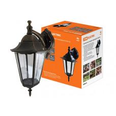Светильник ЛБУ 6100-12 100Вт ЛН/КЛЛ/LED E27 IP33 шестигранник, вниз| SQ0330-0017 | TDM