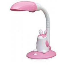 Светильник настольный прищепка Копилка 11Вт КЛЛ Е27 розовый | SQ0337-0040 | TDM