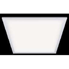 Светильник светодиодный ДВО PPL 595/U 36Вт 6500К IP40 опал | 5005327 | Jazzway