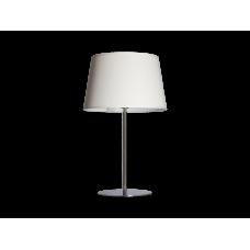 Светильник настольный на основании ALTO T 725-440 WH/CH 60Вт ЛН Е27 белый | 1554000020 | Световые Технологии