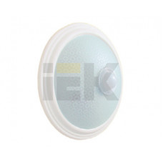 Светильник НПО 3234Д 2х25Вт Е27 IP20 белый с ДД | LNPO0-3234D-2-025-K01 | IEK