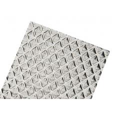 Рассеиватель призма стандарт для 595*180 (590*174 мм) 2 шт в упаковке | V2-A0-PR00-00.2.0008.25 | VARTON