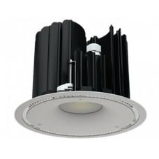Светильник светодиодный DL POWER LED 40 D80 IP66 4000K mat   1170001110   Световые Технологии
