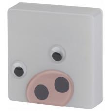 Ночник NN-631-LS 0,5Вт светодиодный розовый | Б0015242 | ЭРА