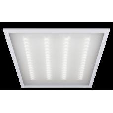 Светильник светодиодный ДВО PPL 595/U 36Вт 4000К IP40 призма | 2853486E | Jazzway