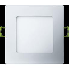 Светильник светодиодный ДВО NLP-S1-7W-840-WH-LED (120x120) 7Вт 4000К IP20 опал | 94454 | Navigator