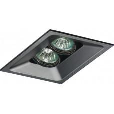 Светильник светодиодный ДВО ZIP B 215 2*15 BL D40 (w/o driver) 30Вт 3000К IP20   1275000360   Световые Технологии