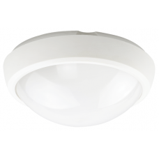 Светильник светодиодный ДПБ PBH-PC-RA 8Вт 4000К IP65 белый круг опал | 1024589 | Jazzway
