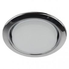 Светильник точечный KL35 13Вт GX53 хром | Б0017626 | ЭРА