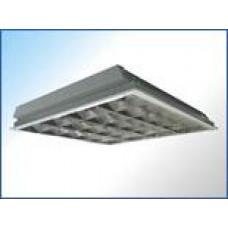 Светильник ЛВО 418 D ECP 4х18Вт Т8 G13 IP20 | 03161 | Technolux
