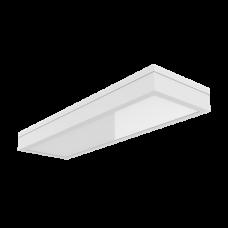 Светильник LED 595*180*55 мм с рассеив. опал 18 ВТ 5000К класс защиты IP54 с функцией авар.осв. | V1-C0-00180-20A00-5401850 | VARTON