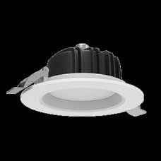 Светильник светодиодный ДВО Downlight DL-01 11Вт 3000К IP44 опал | V1-R0-01011-10000-4401130 | VARTON