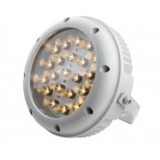 Светильник светодиодный ДБУ Аврора LED-48-Ellipse/Blue/М PC 48Вт IP65 | 11629 | GALAD