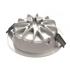 Светильник светодиодный ДВО Термит LED-9 -d100/В/М/5000 9Вт 5000К IP20 матированный | 08283 | GALAD