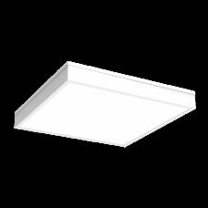 Светильник светодиодный 595*595*55мм с опаловым рассеивателем 36 ВТ 5000К IP54 с функцией авар.осв. | V1-C0-00080-10A00-5403650 | VARTON