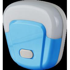Ночник NNL-SW03-B, 220В, выключатель 0,5Вт светодиодный cиний/голубой | 71973 | Navigator