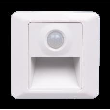 Светильник светодиодный ДВО PWS/R S8686 2w 4000K White IP20 Sensor для ступеней | 5005686 | Jazzway