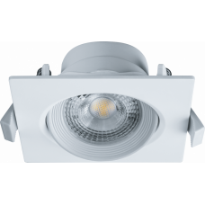 Светильник светодиодный ДВО NDL-PS5-5W-840-WH-LED 5Вт 4000К IP20 прозрачный | 61019 | Navigator