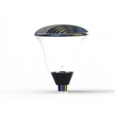 Светильник светодиодный ДТУ Тюльпан LED-100-СПШ/Т60 100Вт 5000К IP54 (7000/750/RAL7040/E/0/GEN2) | 13835 | GALAD