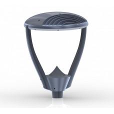 Светильник светодиодный ДТУ Факел LED-40-ШОС/Т60 40Вт 4000К IP65 (3900/740/RAL7040/D/0/GEN2) | 13827 | GALAD
